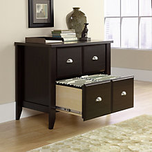 Shoal Creek Lateral File Cabinet with Doors, SAU-408924