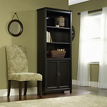 Edge Water Bookcase with Doors, 8802587