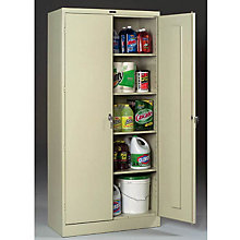"""Ready to Assemble Steel Storage Cabinet - 36""""W x 18""""D x 78""""H, TES-1870"""