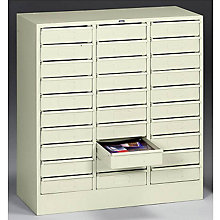 Legal Size 30-Drawer Cabinet, 8804072