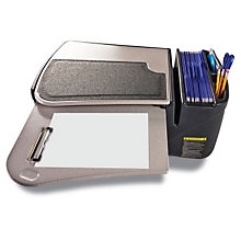 Car Desk with Slide-Out Writing Surface, AUT-10000