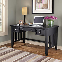 """Mission Style Executive Writing Desk - 54"""", 8804106"""
