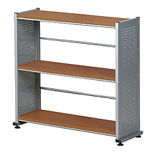 Accent Shelving with Steel Frame, MAL-993
