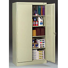 """Ready to Assemble Steel Storage Cabinet - 36""""W x 18""""D x 72""""H, 8804093"""