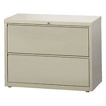 "Dimensions Two Drawers Lateral File - 36""W, 8804191"