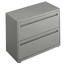 """42""""W Two Drawer Lateral File, HON-792L"""