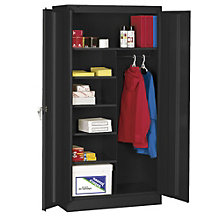 """Fully Assembled Steel Combination Cabinet - 36""""W x 24""""D x 78""""H, 8804081"""