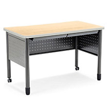 """Table Desk with Drawers - 59""""W, OFM-66150"""