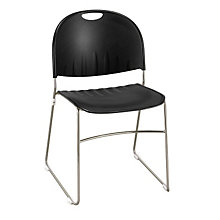 Polypropylene Stack Chair with Sled Base, 8802845