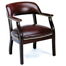 Traditional Captains Guest Arm Chair, 8802562
