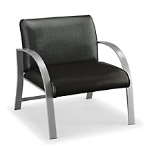 700 lb Capacity Guest Chair in Vinyl, NBF-E18912V