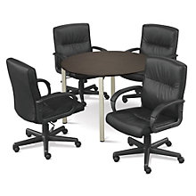 "42"" Round Conference Table with Four Chairs, OFG-CT0050"