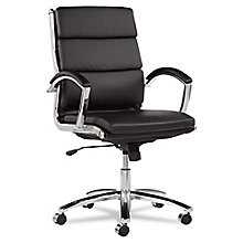Neratoli Mid-Back Chair in Faux Leather, 8801291