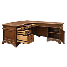 "Highland Executive L- Desk - 66""W, 8803661"