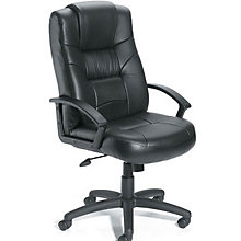 Austen High Back Managers Chair in Bonded Leather , 8802607