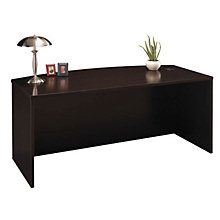 """Series C Bowfront Desk Shell - 71""""W, BUS-WC46"""