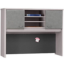 "Series A Hutch with Three Open Shelves - 48""W, BUS-10108"