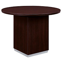 "Mocha 42"" Round Conference Table, DMI-7020-89"