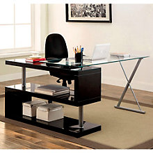 "Sheldon Swivel Top Desk - 55""W, 8804615"