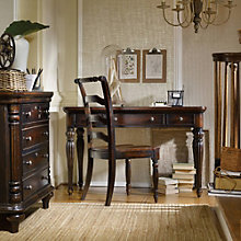 Eastridge Traditional Writing Desk and Chair Set, 8802793