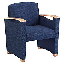 Fabric Guest Chair, LES-F1401G6