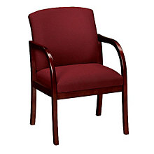 Transitional Fabric Guest Chair, 8802860