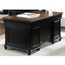 "St Ives Two-Tone Desk- 66""W, 8802021"
