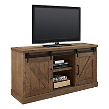 "Avondale Media Console with Sliding Door - 60""W, 8804538"