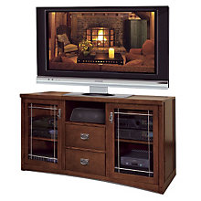 "Mission Pasadena Tall TV Stand - 31""H, MRN-MP363"