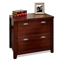 """Tribeca Loft Cherry Two Drawer Lateral File - 30"""" W, MRN-TLC450"""