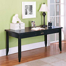 Tribeca Loft Black Laptop Desk, MRT-TL384