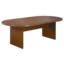 Race Track Conference Table - 6' x 3', OFF-NAP-35