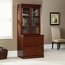 Heritage Hill Lateral File with Hutch, OFG-LF0030