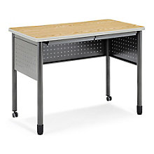 "Mesa Compact Standing Height Desk - 47""W, 8802944"