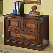 """Corsica Two Drawer Lateral File - 40""""W, 8803767"""