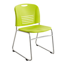Vy Armless Sled Base Stack Chair, SAF-11135