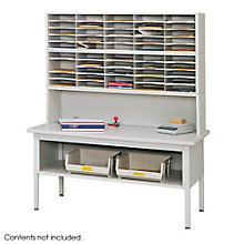 Mailroom Sorting Table Set, 8802032