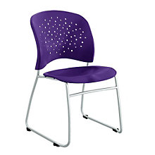 Reve Sled Base Guest Chair in Plastic, 8801637