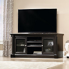 "Avenue Eight TV Stand with Glass Doors - 60""W x 19""D, 8803066"