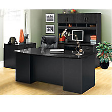 Via Complete Executive Office Set with Locking Files, 8803876