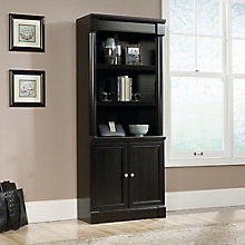 "Avenue Eight Bookcase with Doors - 29""W x 72""H, 8803067"