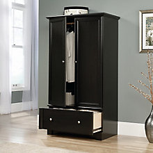 "Avenue Eight Two Door Armoire with Drawer - 36""W x 66""H, 8803070"