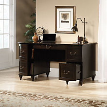 "New Albany Double Pedestal Desk - 59.5""W, 8804433"