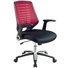 Modrest Two-Tone Task Chair in Mesh, 8804947