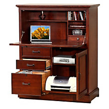 "Willow Creek Computer Armoire - 41""W, 8803360"