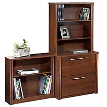 Embassy Lateral File and Bookcase Set, OFG-LF1023