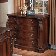 Bordeaux Cherry Two Drawer Lateral File, DMI-7688-16