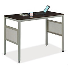 "At Work Standing Height Desk - 48"" x 24"", NBF-AW50186N"