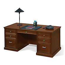 "Compact Executive Desk - 61""W x 23.25""D, MRN-10687"