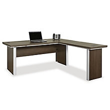 "Reversible L-Shaped Desk - 72"", 8804489"